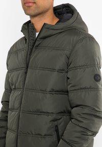 Threadbare - Winter jacket - khaki - 3
