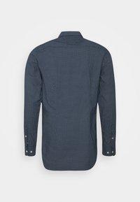 Tommy Hilfiger - SLIM MICRO PRINT - Shirt - blue - 1
