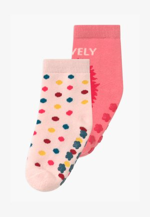 ANTISLIPPER GIRL 2 PACK - Socks - primrose pink