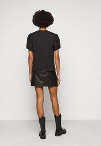 The Kooples - Print T-shirt - black - 2
