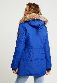 Superdry - ASHLEY EVEREST - Winter coat - cobalt - 2