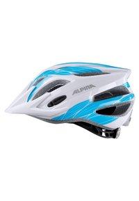 Alpina - JUNIOR  - Helmet - blue/white - 1