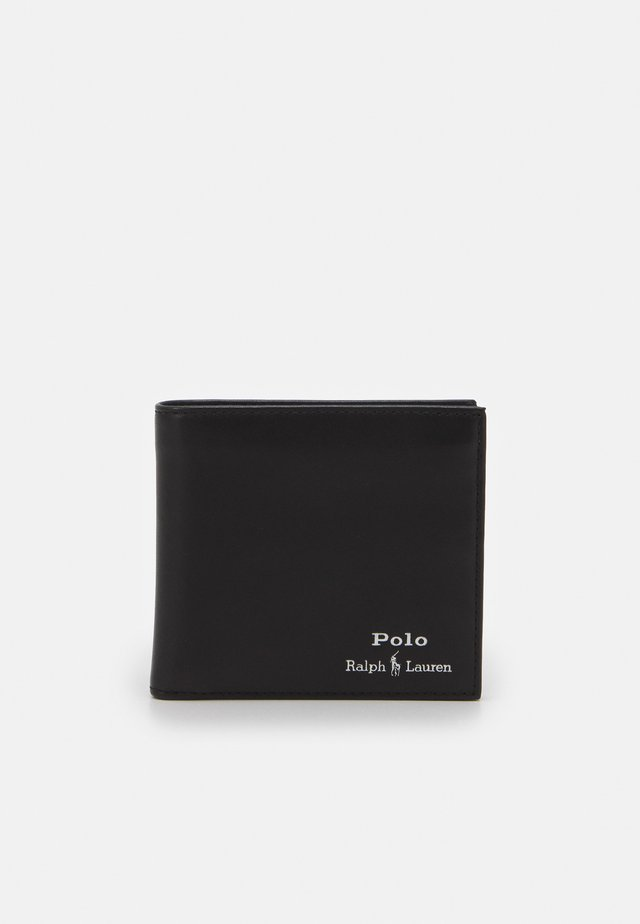 SMOOTH UNISEX - Monedero - black