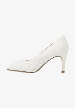 OPEN - Bridal shoes - champagne
