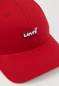 Levi's® - MID BATWING FLEXFIT - Kšiltovka - regular red - 2