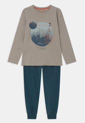 Pyjama set - vintage khaki