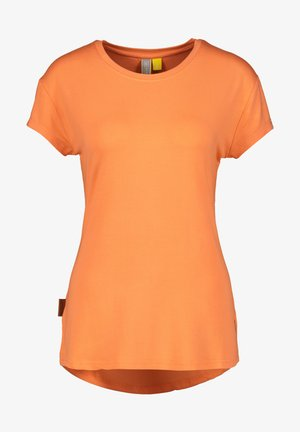 Basic T-shirt - papaya