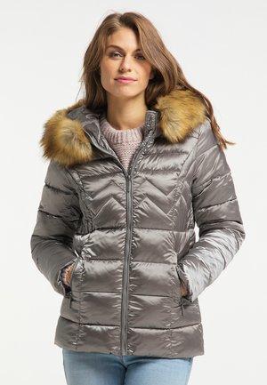 Veste d'hiver - grau