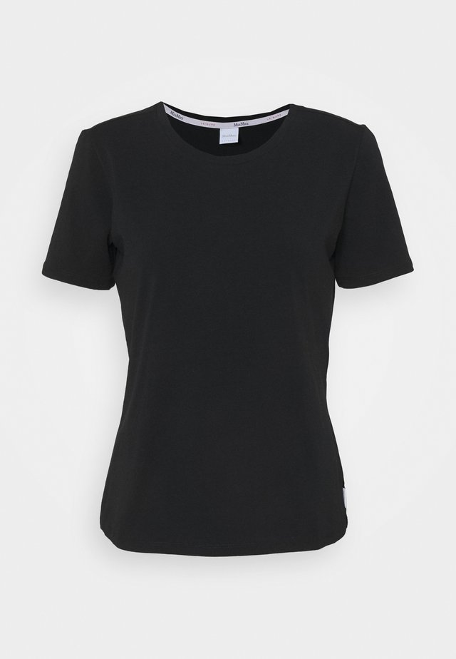VAGARE - T-shirt basic - schwarz