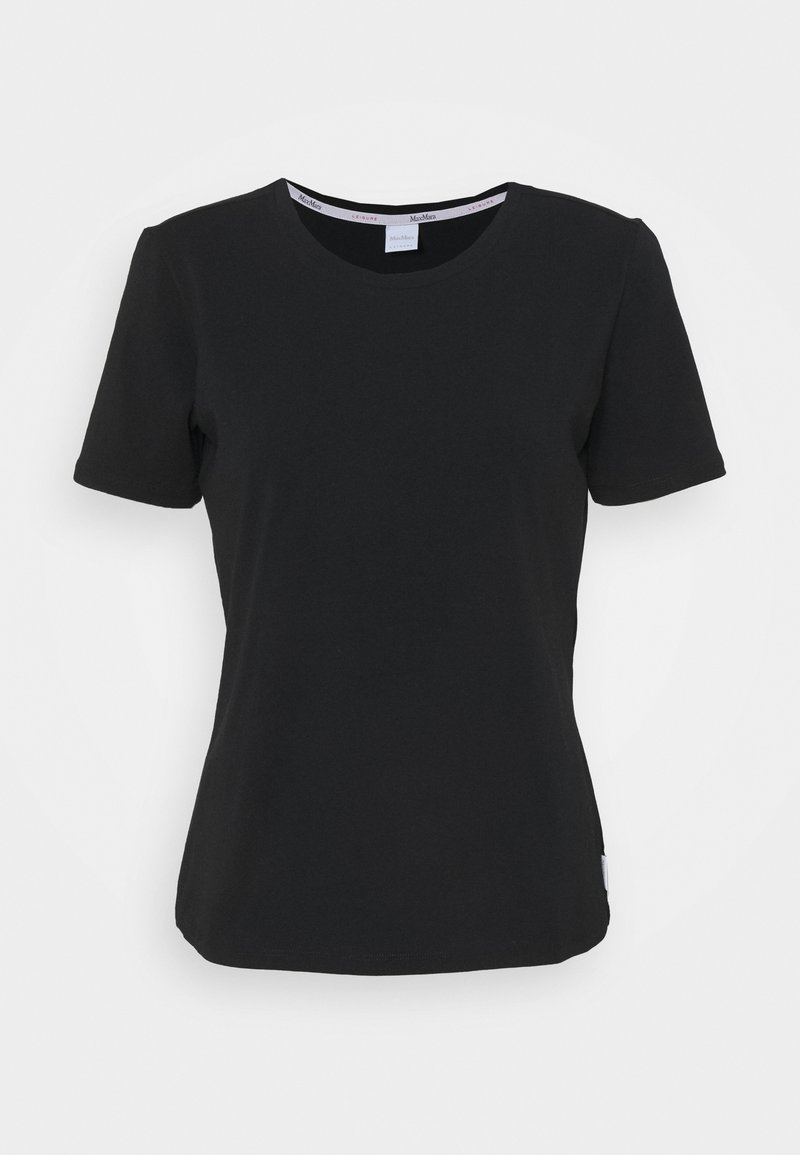 Max Mara Leisure - VAGARE - T-shirt basique - schwarz