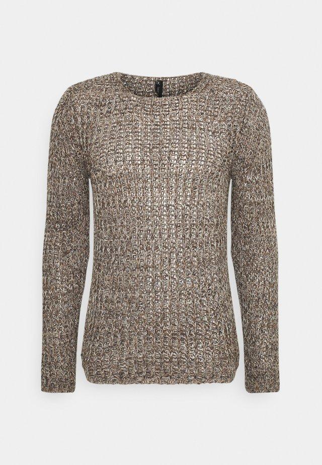 GIROCOLLO - Pullover - beige