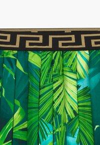 Versace - JUNGLE CAPSULE - Jupe trapèze - verde - 3