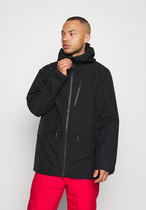 VERTICAL JACKET - Veste Hardshell - black