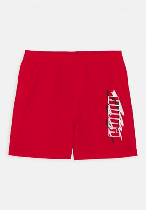SUMMER - Sports shorts - high risk red