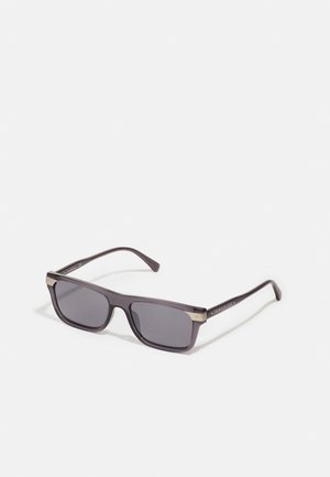 UNISEX - Sunglasses - crystal charcoal