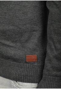 Blend - CARDIGAN DANIRI - Cardigan - charcoal - 2