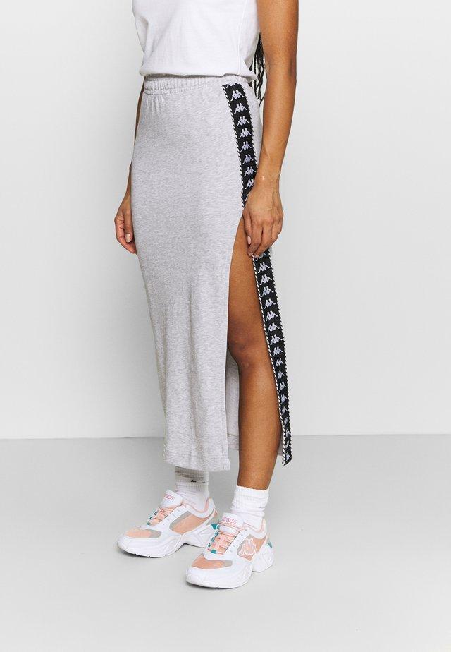 ISMINI - Sportovní sukně - high rise melange