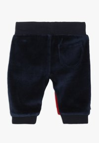 Tommy Hilfiger - BABY COLORBLOCK - Trousers - black iris - 1
