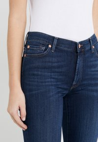 7 for all mankind - ILLUSION LUXE LOVESTORY - Jeans Skinny Fit - mid blue - 3