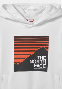 The North Face - BOX HOODIE UNISEX - Hoodie - white - 2