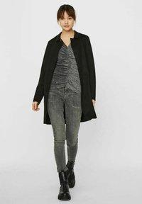 Vero Moda - Short coat - black - 1