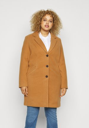 VMCALACINDY JACKET - Classic coat - tobacco brown
