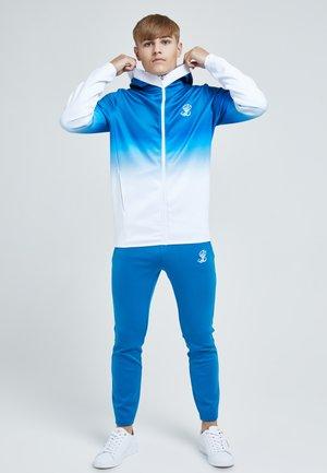 Træningsbukser - blue & white