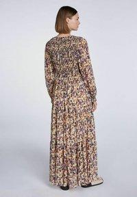 SET - Maxi dress - rose violett - 2