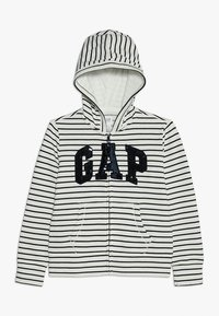 GAP - GIRLS ACTIVE LOGO - Zip-up hoodie - navy - 0