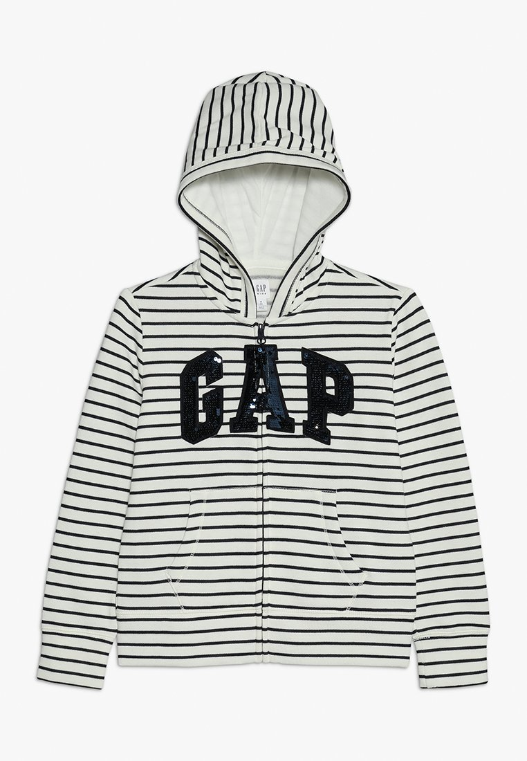 GAP - GIRLS ACTIVE LOGO - Zip-up hoodie - navy