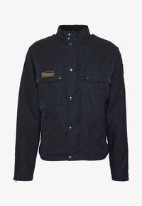 Belstaff - INSTRUCTOR JACKET - Summer jacket - dark ink - 5