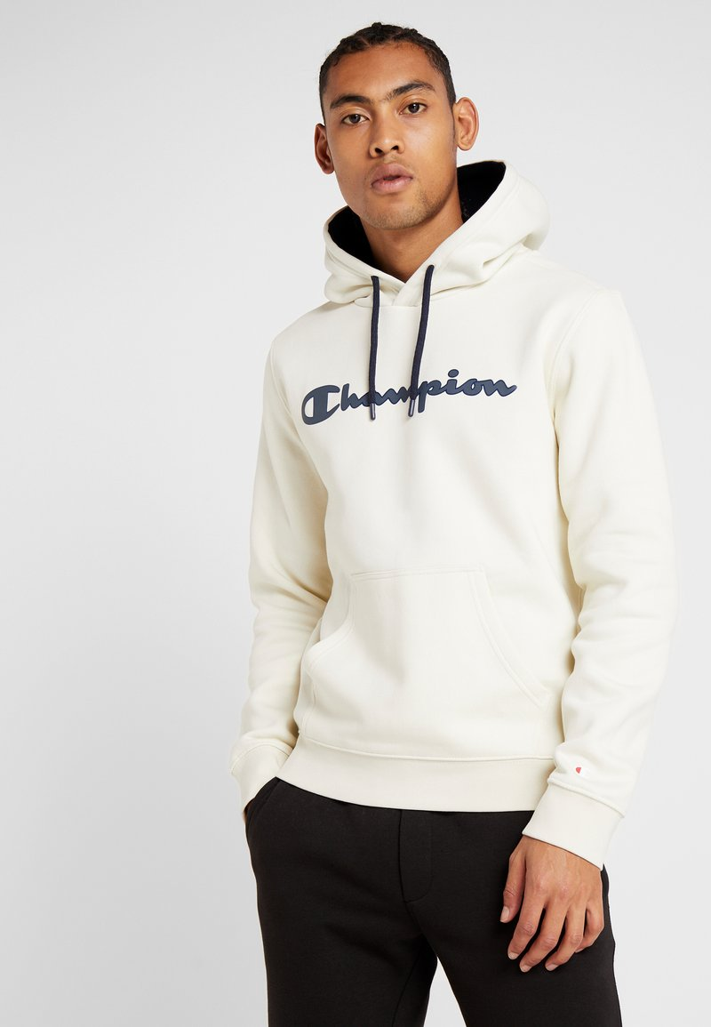 Champion - HOODED - Hoodie - off-white