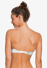 Roxy - ROXY BLOOM  - Bikini top - bright white praslin - 2