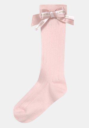 FIOCCO LOGATO - Sokken - light pink