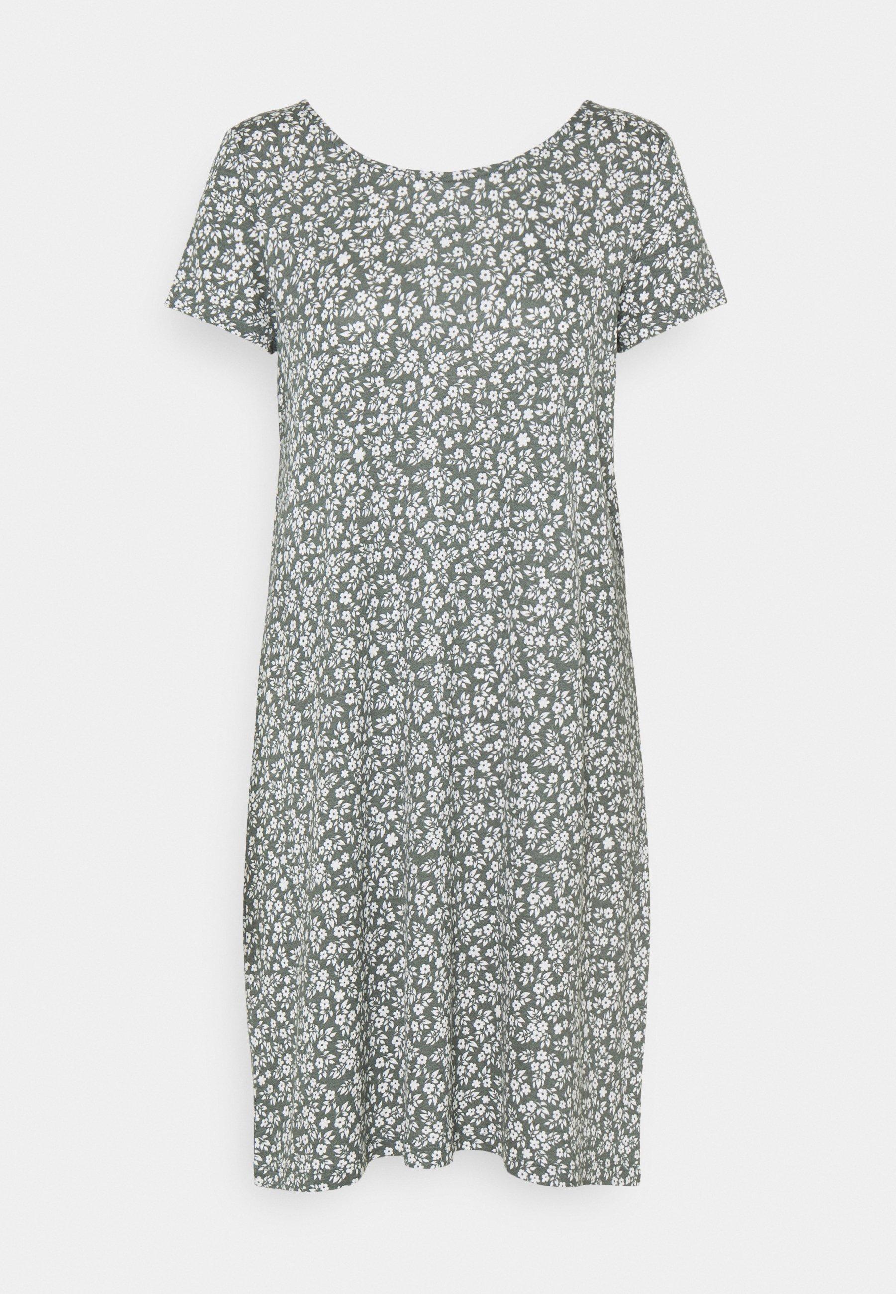 Damen ONLBERA BACK DRESS - Jerseykleid