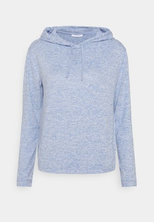 SANONA SOFT - Sweat à capuche - blue mood