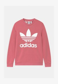 adidas Originals - TREFOIL CREW - Mikina - hazy rose/white - 0