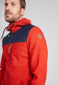 Icepeak - ATHOL - Fleece jacket - coral red - 3