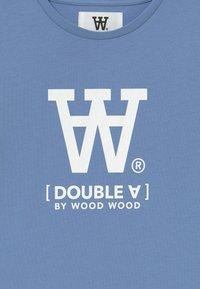 Wood Wood - OLA KIDS - Camiseta estampada - sky blue - 3