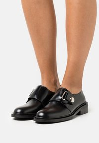 Jonak - DEUMIN - Nazouvací boty - noir - 0