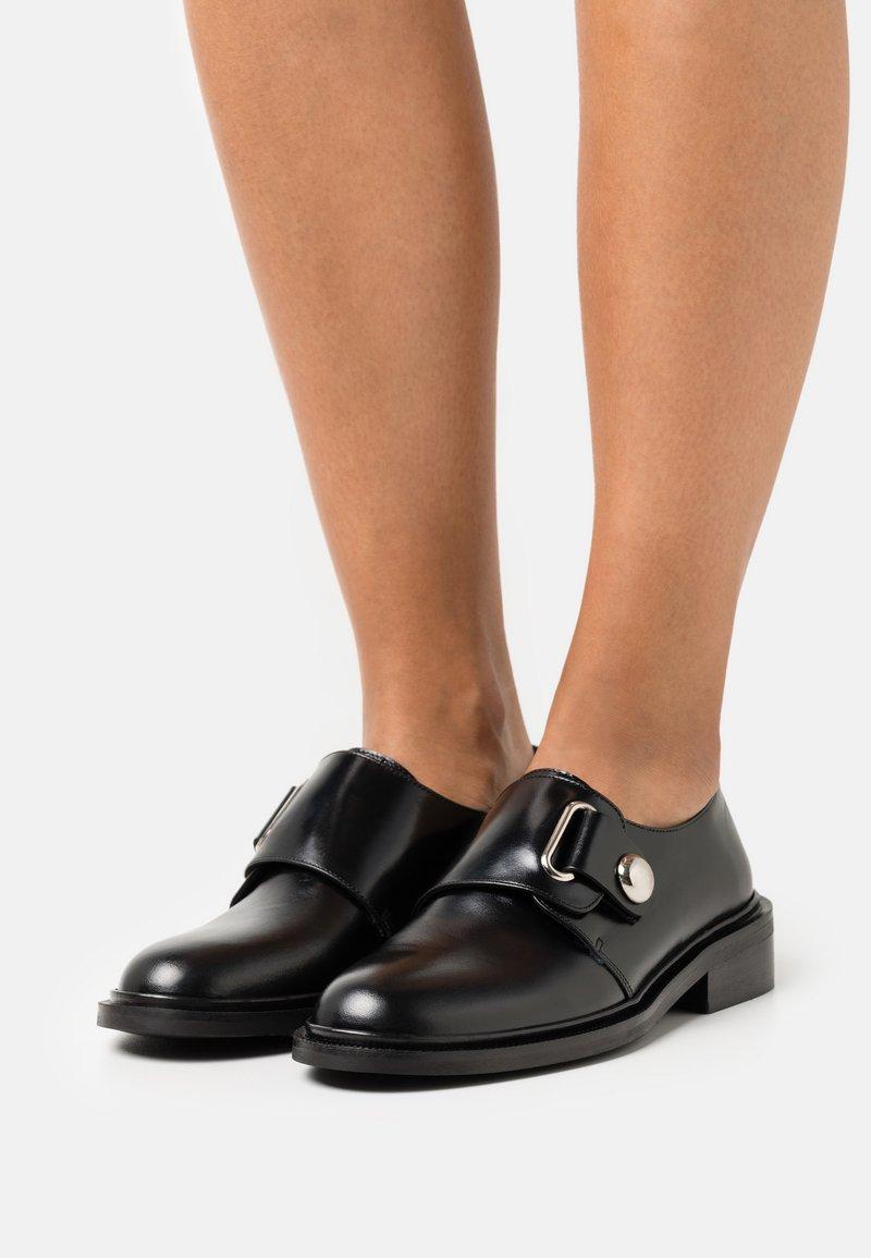 Jonak - DEUMIN - Nazouvací boty - noir