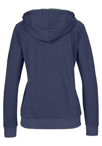 Bench - Zip-up hoodie - blau-meliert - 1