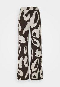 Stieglitz - KOGARA PANTS - Trousers - brown - 1