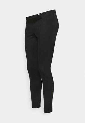 PCMSEVAN - Leggings - Trousers - black