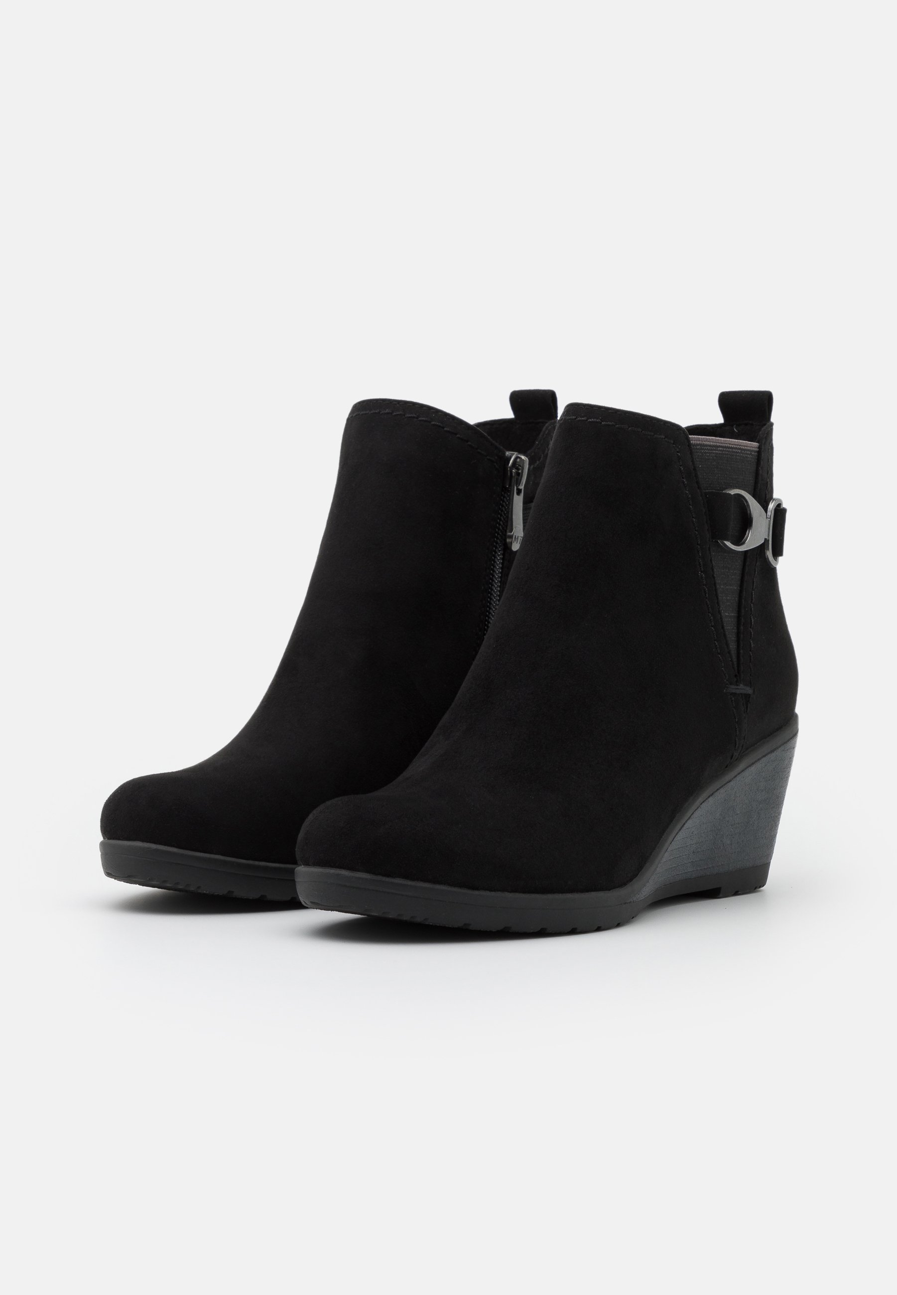 Marco Tozzi Ankle Boot black/schwarz