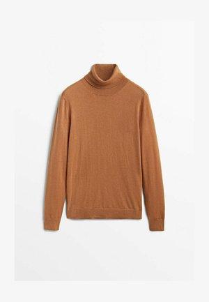MIT LANGEN ÄRMELN - Jumper - brown
