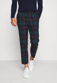 Twisted Tailor - RAINES TROUSER - Pantaloni - green - 0