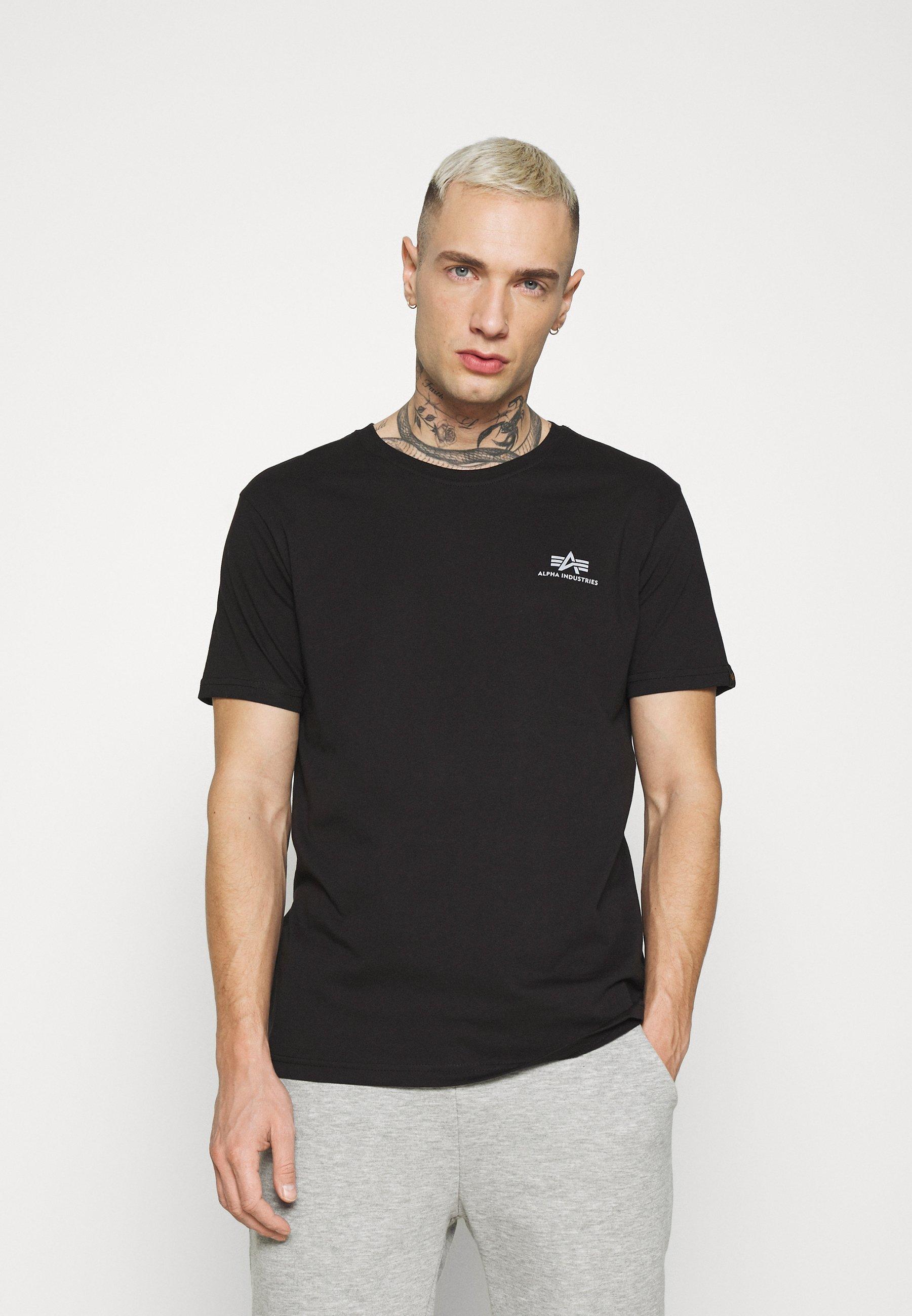 Men REFLECTIVE - Print T-shirt