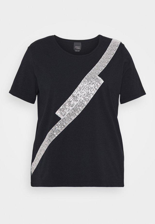 VANDA - T-shirts print - blue
