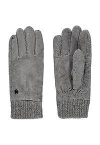 LERROS - Gloves - rock grey - 1